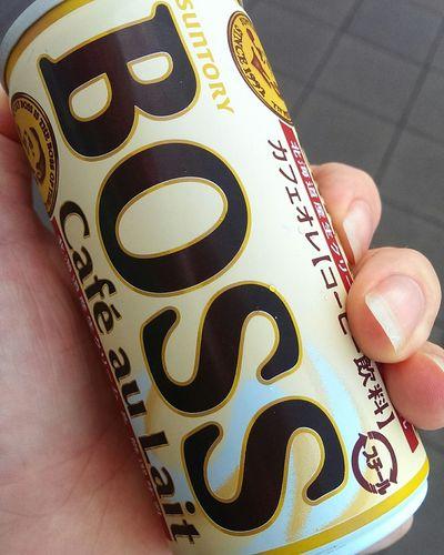 Boss life~ Boss Like A Boss Bosslife JapanLife Coffee Coffee Time Japan