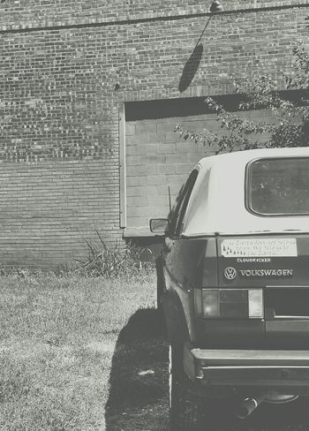 reversible roadster Volkswagen Convertible Car Topdown Summer Droptop  Roadster Cruising Roadtrip Driving Warehouse Bnw Black And White Blackandwhite Vscocam VSCO Vscogrid