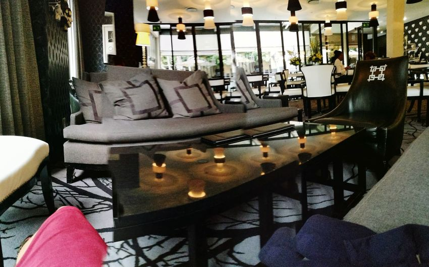 Indoors  Da Vinc Hotel, Sandton