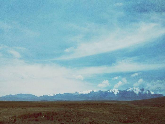 Peru Landscape.