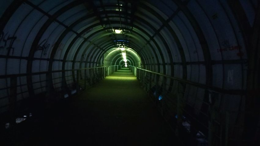 Tunnel Indoors  Built Structure Architecture No People Day