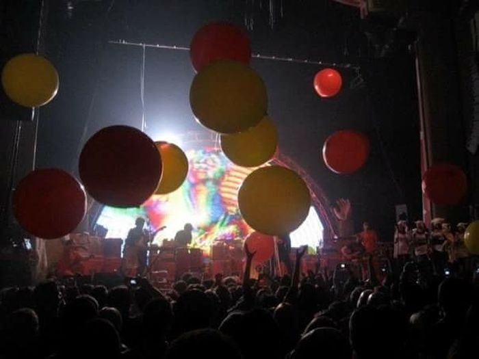 Concert The Flaming Lips