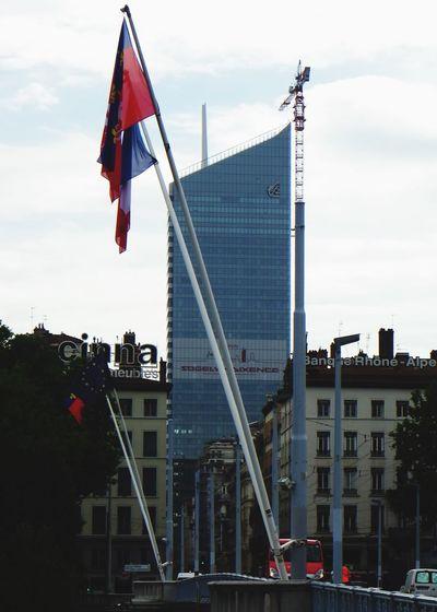 Tour Incity le nouveau visage de la métropôle Lyonnaise