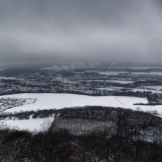 Sklblog Alfeld Tower Forrest Winter Run