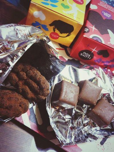 マックスブレナー! Maxbrenner Chocolate Sweets