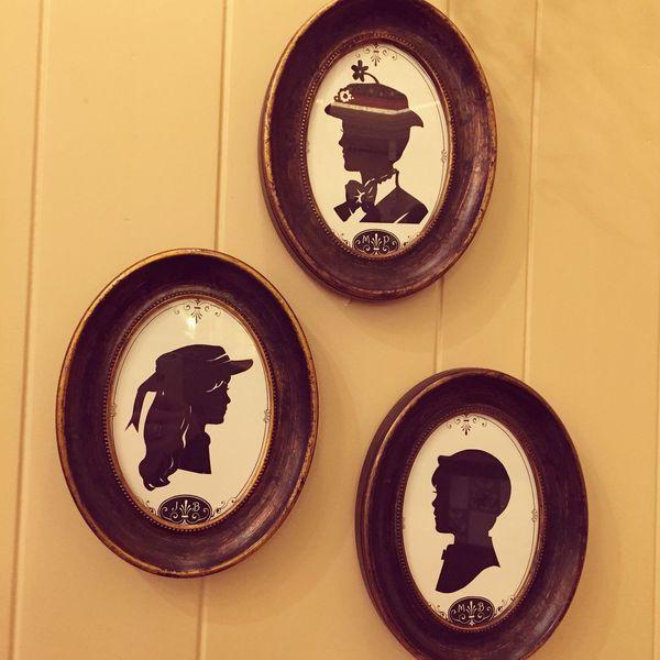 Disneyland Mary Poppins