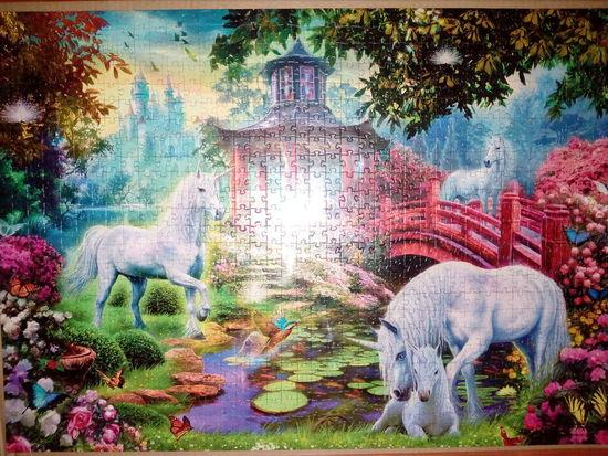 Моя картина из пазлов, Пазлы картина Puzzle  Puzzle 1000