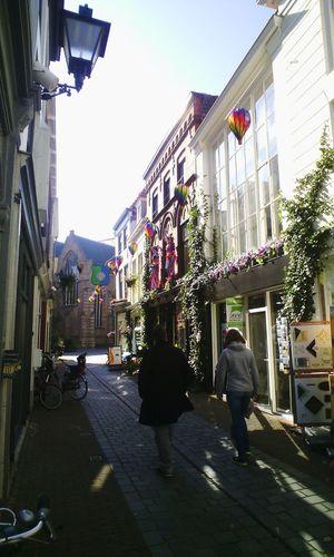 Thenetherlands Zeeland  Vlissingen Sunnyday Autumn