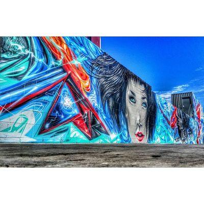 Streetart Art Mural Vegas  dtlv