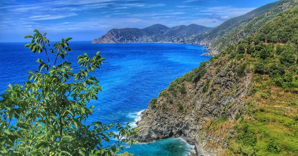 Coastal_collection Water_collection Summer Liguria Cinque Terre From My Point Of View Italia Sky And Water Vacation Mediterranean  Hanging Out Summertime Coastline Enjoying Life Vacation Time Hiking Talking A Walk Scenery Beautiful Nature