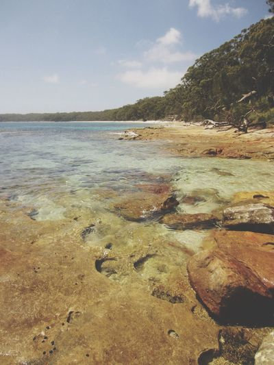 See Australia Jervis Bay At The Beach Bristol Point