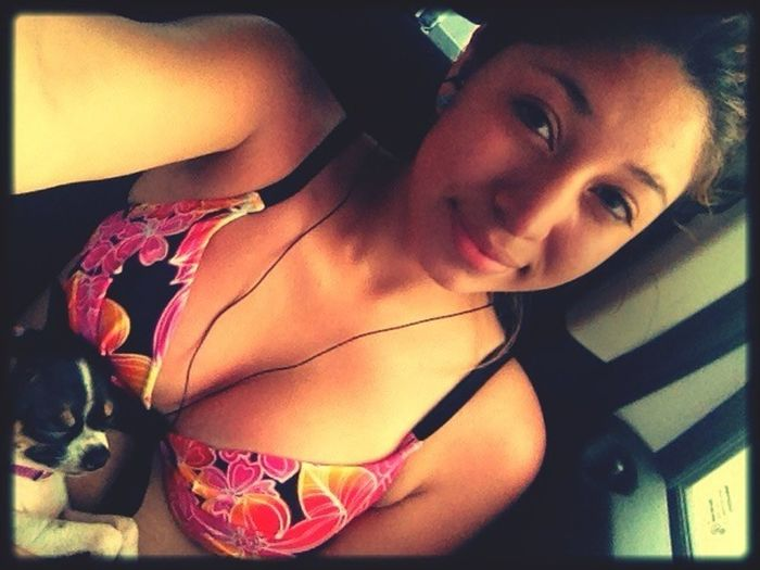 Yeaa Yuh Cant Tell On Here But I Got Sun Burned Bad>.<