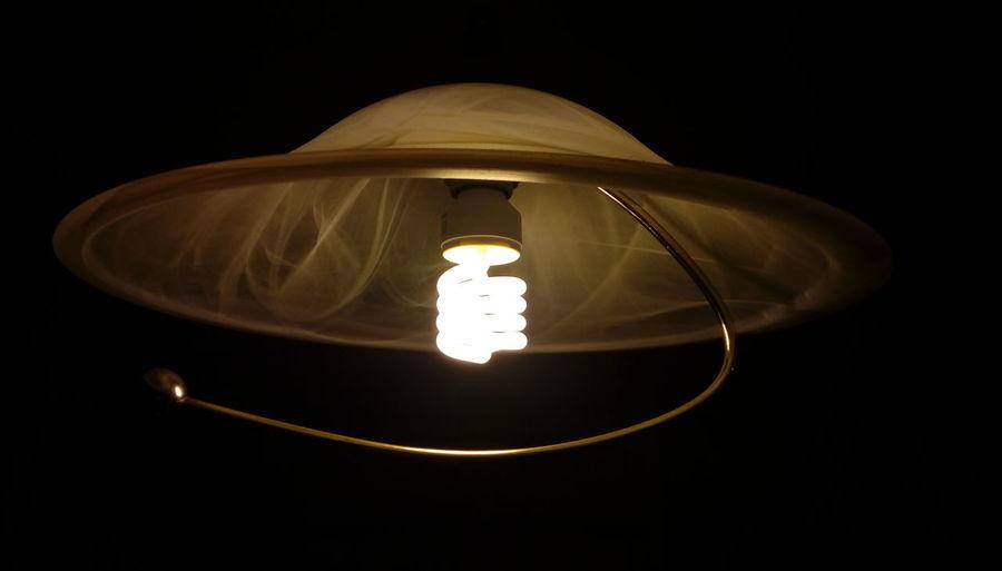 No People Light Bulb Single Object Black Background Illuminated Studio Shot Electricity  Filament Canon