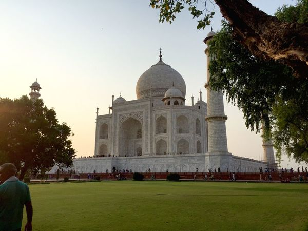 Revisited..still as awesome as it was.#breathtaking#TajMahal. EyeEm Incredible India