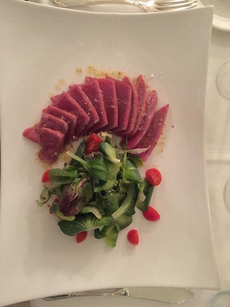 My Food Fish And Food Enjoying Life Resort Riviera Golf Resort Tee Restaurant