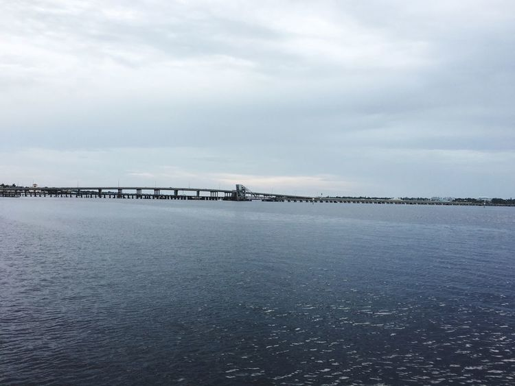 Bridge River Train Bridge Green Bridge Manatee River