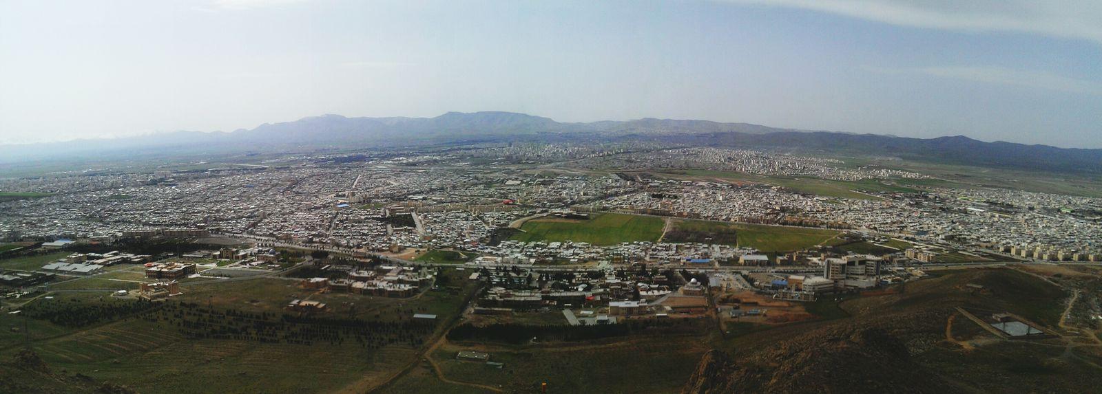 کرمانشاه ایران کوه ارتفاع پانوراما Iran Kermanshah Panorama Taking Photos Photography Photo Relaxing 07:00 Sky City Photo By Me عکس عکاسی طلوع افتاب