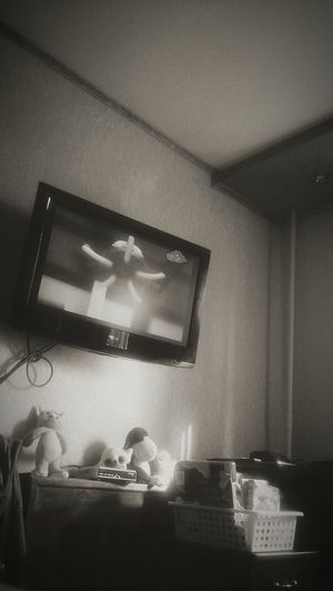 Отдых телек Не понятная штука на экране First Eyeem Photo