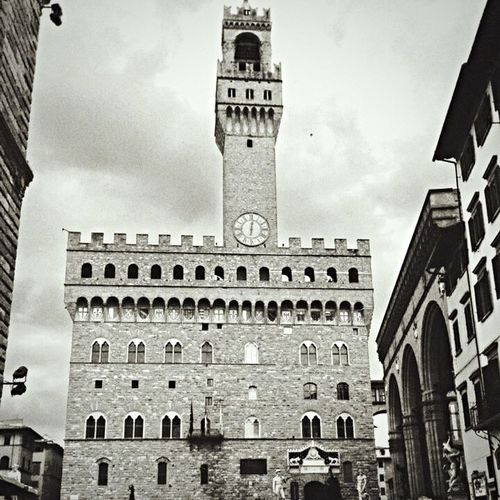 Italia Italy Toscana Tuscany Florence Florence Italy Blackandwhite Black And White My Point Of View My Passion ❤ My New Life  My Passion My Photography My Town EyeEm Best Shots Old Buildings