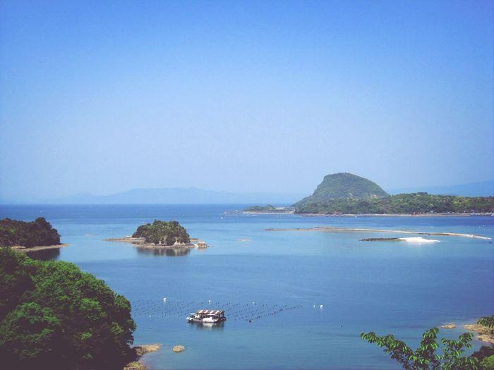 美しすぎる天草松島。