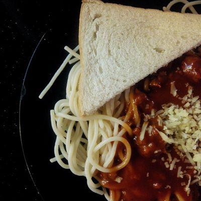 Italian spag Spag Pasta Food Instafood Instapost VSCO Vscocam
