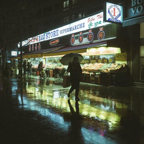 Nightphotography RICOH GR 2 Streetphotography