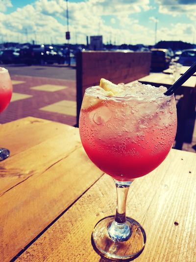 Hartlepool marina Hartlepool Marina Hartlepool Singapore Sling Gin Bar This Is US Cocktails Summer Marina England North East