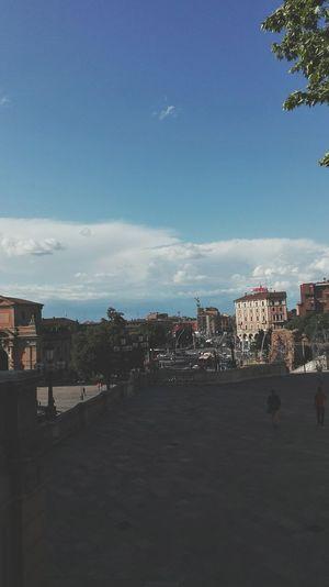 Tripping Bologna, Italy Montagnola Panorama Beautiful Beautiful Day Yesterday ❤