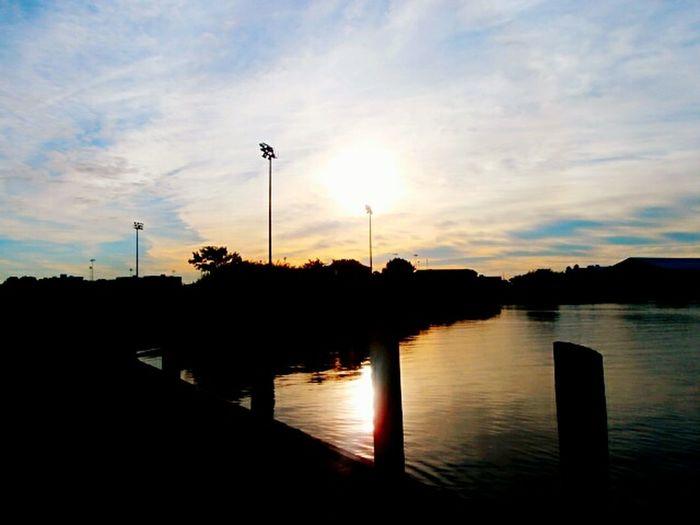 Summer Sun Pier