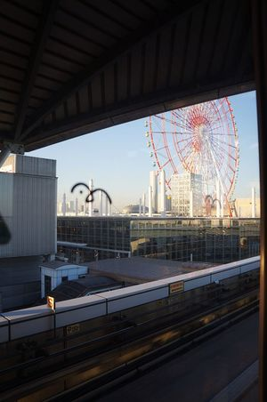 도쿄 여행 유리카모메 Tokyo Travel Yurikamome Odaiba