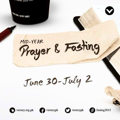 Mid-Year PrayerAndFasting2015