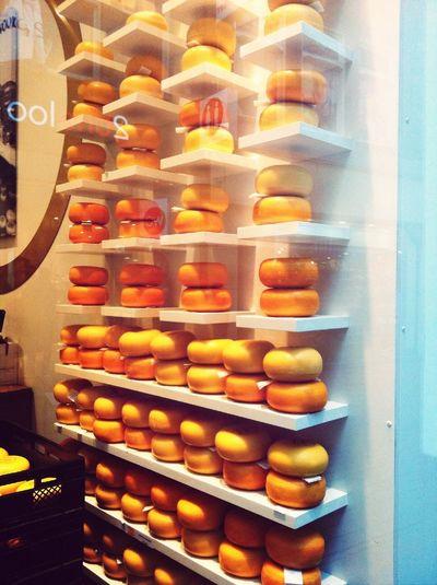 Amsterdam Cheese #TeamGouda Mioum