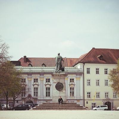 Die Ruhe genießen. Passau