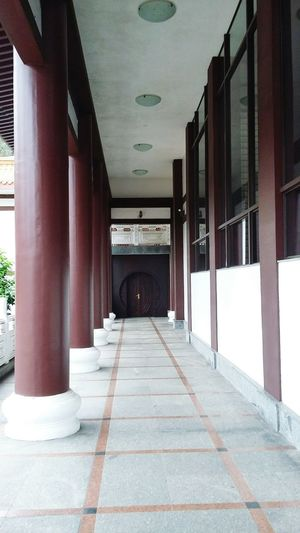 Templo Zu Lai corredor. Templobudista Templosanpablo Templo ♡♡ Templozulai Templo Brasil