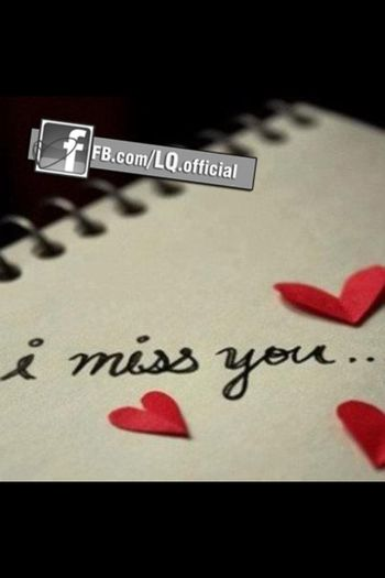 Why Do I Miss U So Much ???