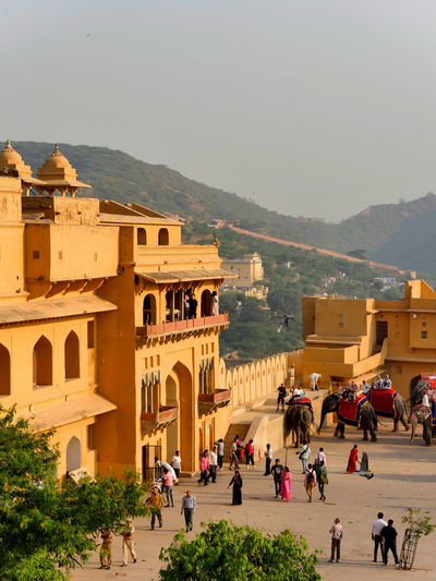 Amber Fort and