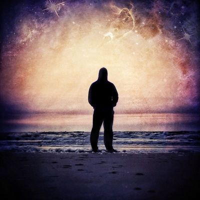 cCheck This Out Selfportrait Sundown Beach