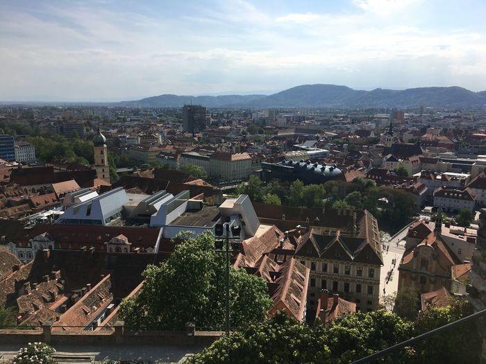 Graz, what a