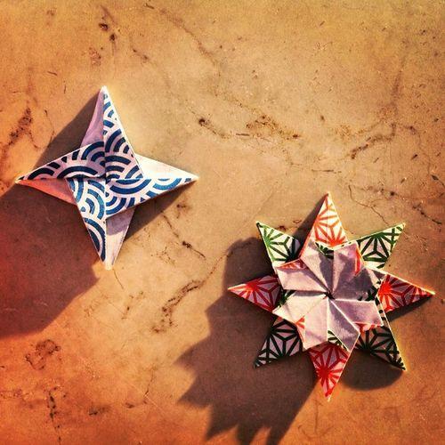 Origami Stars AndreyHechuev MariaSinayskaya Origami Stars Modular Origami Vintage Paper