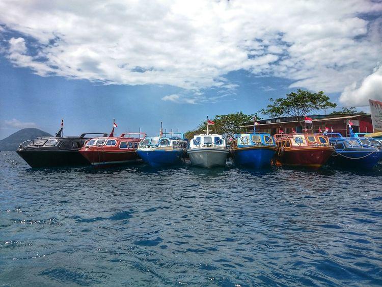 Sofifi Maluku  Eyeemindonesia Ternate Sony Travel Photography Traveling Pleasure Boats XPERIA Kofipon Goalaut
