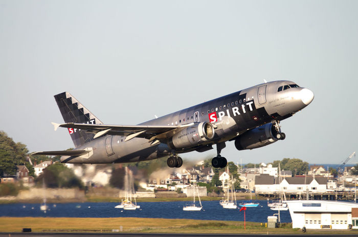 Airbus Aircraft Airliner AirPlane ✈ BOS Jet KBOS Plane
