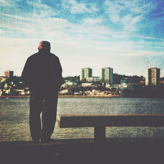 The man and his city Shootermag AMPt_community Youmobile WeAreJuxt.com