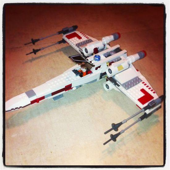 Xwing Starwars LEGO Newhope