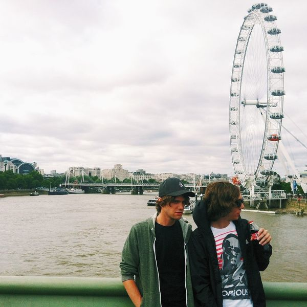 Sightseeing Brothers Vscocam