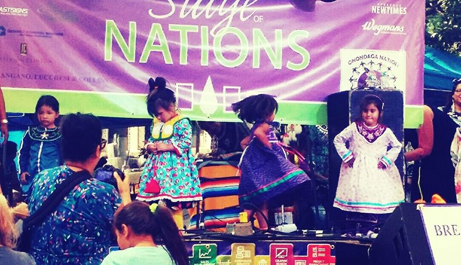 Festival NativeGirl Native American Festival Summerfun