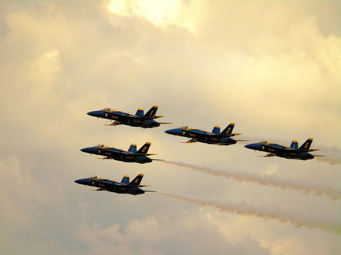 Blue Angels & Blue Skies Blue Angels 2016 National Cherry Fest US Navy Blue Angels Blue Angels Feel The Journey High Performance EyeEm Best Shots EyeEm Best Edits EyeEm Gallery Eye Em Best Edits Eye Em Best Shots EyeEmBestPics
