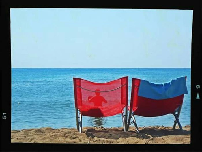 seat for two (part II) Relaxing Summer2015 Sea Seaside