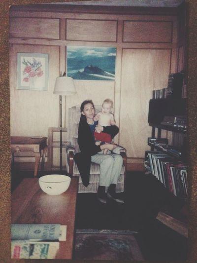 Mom&me Tb I Was Güerito