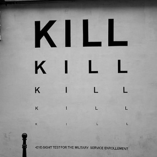 Hit me!! Guión Kill Words