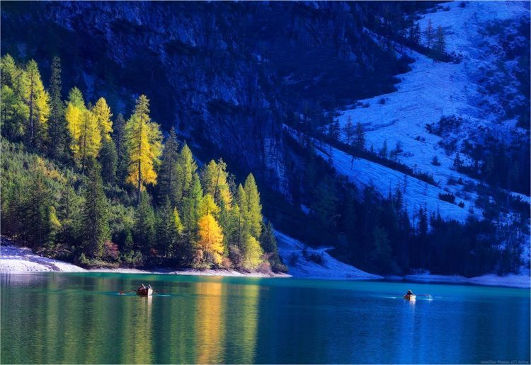 Nature Landscape Alp